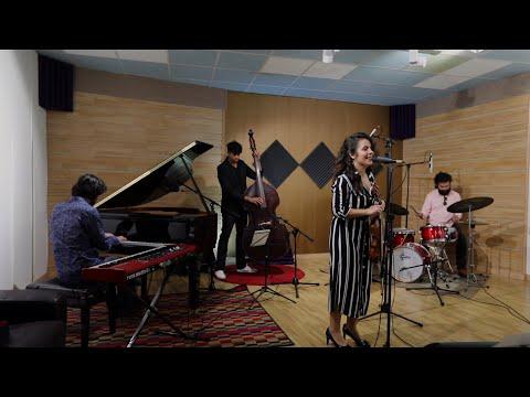 Masha Ocean Quartet - Born To Be Blue