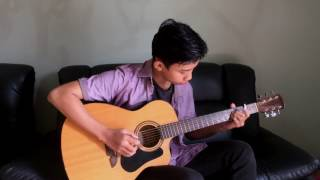 Chanyeol & Punch Stay With Me   Irfan Maulana Fingerstyle Guitar Cover [TABS]