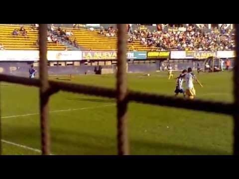 """""""VAYAS A DONDE VAYAS YO VOY CONTIGO atlanta vs telmo 2013"""" Barra: La Banda de Villa Crespo • Club: Atlanta"""