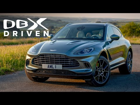 External Review Video 62lmOTetquU for Aston Martin DBX Crossover