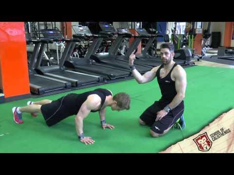 Exercise thumbnail image for Push-up Plus
