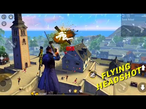FREE FIRE FACTORY ROOF FIST FIGHT - FF KING OF FACTORY CLASH SQUAD FUNNY GAMEPLAY - GARENA FREE FIRE