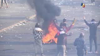 Zeci de protestatari au fost răniţi în Irak după reluarea protestelor
