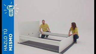Cómo Montar La Cama MALM - IKEA