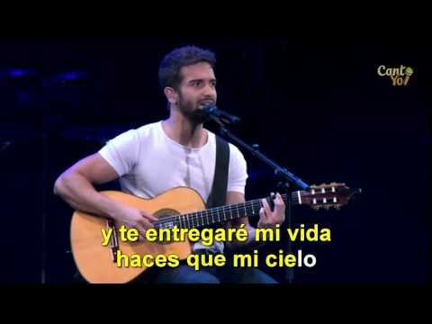 Pablo Alboran - Solamente Tú En Directo (Official Cantoyo Video)
