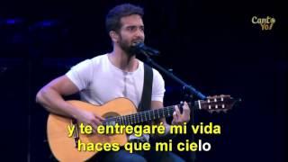 Pablo Alboran - Solamente Tú En Directo    Cantoyo