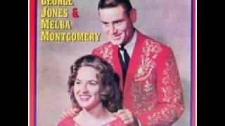 George Jones & Melba Montgomery - Flame In My Heart