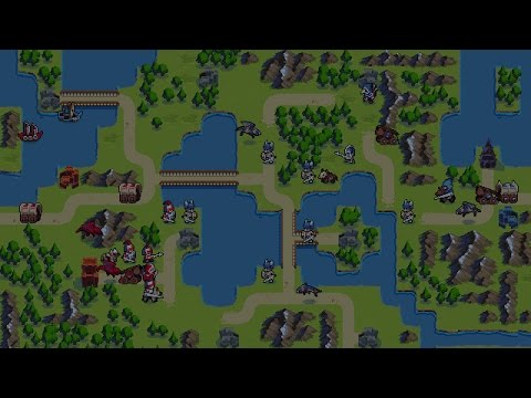 Wargroove - Announcement Trailer thumbnail