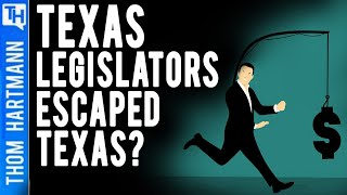 Texas legislators Have Escaped Texas are Being Hunted