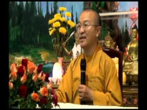 Triết học ngôn ngữ Phật giáo 06: Hành vi phát biểu - Phần 2: Sự kiện phát biểu (24/05/2012) Thích Nhật Từ