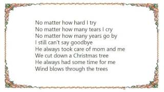 Charlie Landsborough - I Still Can't Say Goodbye Lyrics