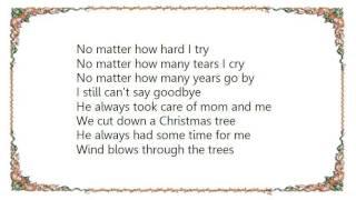 Charlie Landsborough - I Still Can't Say Goodbye Lyrics