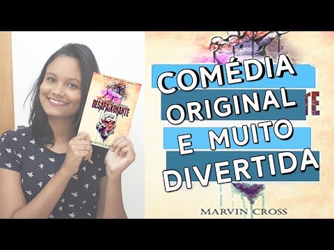 ORIGINAL E DIVERTIDO: Desapaixonante, Marvin Cross