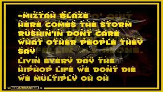 187 MOBSTAZ - WE DON'T DiE WE MULTiPLY ( WDDWM ) ( LYRiCS )
