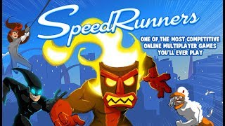 SpeedRunners is out now on PS4