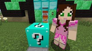 Minecraft: BLUE LUCKY BLOCK CHALLENGE [EPS9] [32]