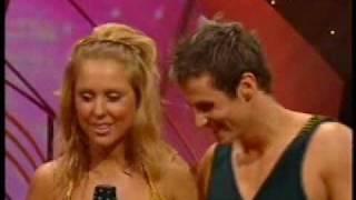 Charli Delaney on DWTS - Ep 5 (Salsa)