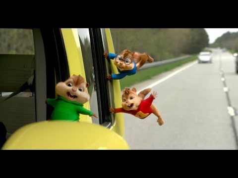 Alvin And The Chipmunks The Road Chip ALL MOVIE CLIPS