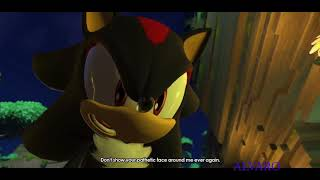 Sonic Forces Episode Shadow All CutScenes HD