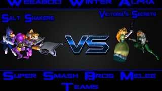 WWA- Melee Doubles: Salt Shakers (Blue) vs Victoria's Secrets (Green)