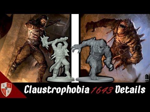Claustrophobia 1643 Details