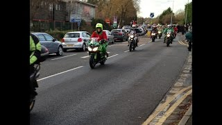preview picture of video 'Reading Toy Run 2014 Spectator Film'