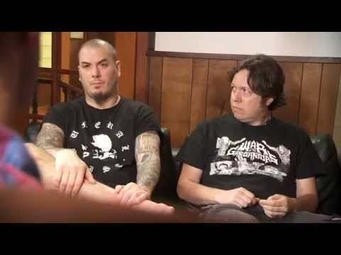 """METAL GRASSHOPPER with Philip H. Anselmo + Dave Hill: Episode Five """"Vulgar Display of Feelings"""""""