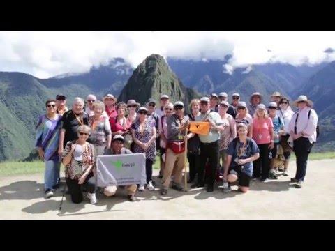 inca trail video