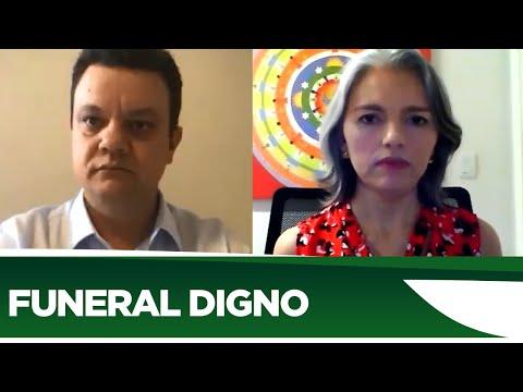Odair Cunha propõe funeral digno a vítimas de Covid-19 - 05/06/20