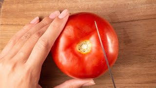 You've Been Cutting Tomatoes Wrong This Whole Time