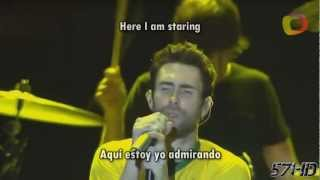 Maroon 5 - Daylight HD Live Video Subtitulado Español English Lyrics
