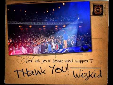 Thank You Lyrics ~ Wizkid