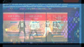 Last year: VIXX. Ticket prices for KCON