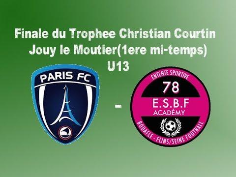 Finale du Trophee Christian Courtin à Jouy le Moutier 2016