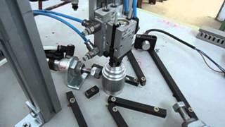 preview picture of video 'Automatització 1 - CFGM Mecanització - INS Manolo Hugué - Caldes de Montbui (Barcelona)'