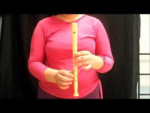 , title : 'clases para principiantes, las posiciones de la flauta dulce parte 1'
