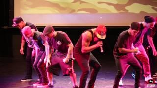 Justice Crew - Secret Rehearsal - Ke$ha Pitbull Tour 2013 Live @ AIM
