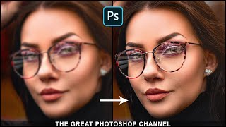 How to Sharpen Blurry Photos in Photoshop