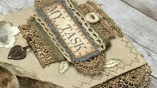 TN Junk Journal My Task ~ The Graphics Fairy DTP