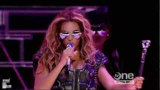 Beyonce    If I Were A Boy   Live At The Essence Music Festival 1080p HD