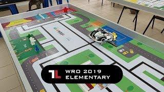 """WRO 2019 Elementary """"Smart Passenger Transport"""""""