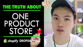 DO NOT CREATE A ONE PRODUCT STORE UNTIL YOU WATCH THIS..