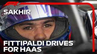 Pietro Fittipaldi Drives For Haas | 2020 Sakhir Grand Prix