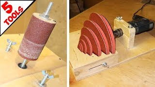 5 Incredible Woodworking Tools for Beginners DIY Wood Projects Simplest and Easiest Creative Craft