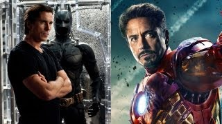 Batman vs. Iron Man: Which Costs More To Become?