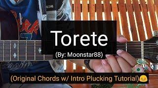 Torete - Moonstar88 (Guitar Tutorial)