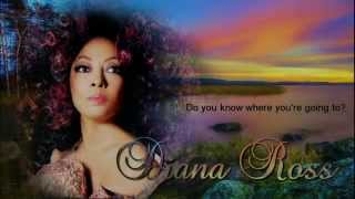 Diana Ross + Do You Know Where You're Going To ? + Lyrics/HD