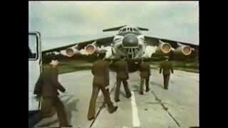 L' Aeronautica Russa degli anni '80. Documenterio dell'epoca.