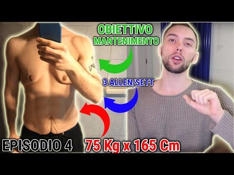 Xtc perdita di peso