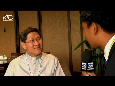 Cardinal Tagle : Irriguez les déserts spirituels !
